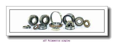 AST SMF63 Rolamentos de esferas profundas
