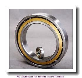 Toyana 7201 A Rolamentos de esferas de contacto angular