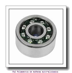 Toyana 7003 C-UO Rolamentos de esferas de contacto angular
