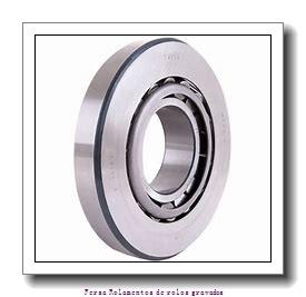 30 mm x 62 mm x 20 mm  NKE 2206-K-2RS+H306 Rolamentos de esferas auto-alinhados