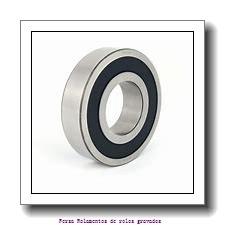 50,8 mm x 104,775 mm x 36,512 mm  KOYO HM807046/HM807010 Rolamentos de rolos gravados