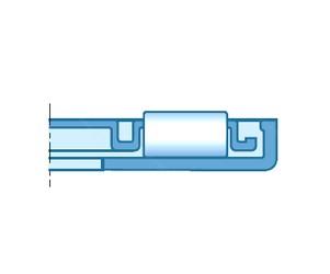 NTN ARX14X29X4.8 Rolamentos de agulha