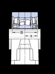 SKF SYR 1 15/16 N-118 Unidades de rolamento