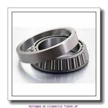 Axle end cap K95199-90010 Backing ring K147766-90010        Tampas de montagem integradas