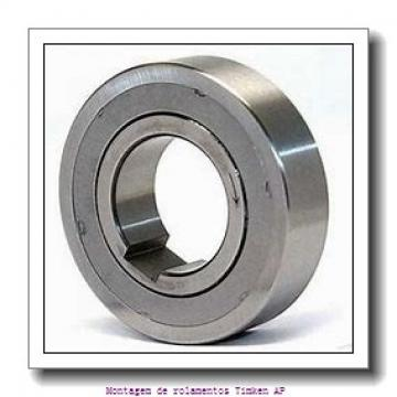 HM129848 - 90114         unidades de rolamentos de rolos cônicos compactos