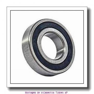 Axle end cap K85510-90010 Backing ring K85095-90010        Rolamentos AP para aplicação industrial