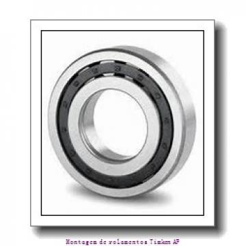 Axle end cap K412057-90010 Backing ring K95200-90010        Montagem de rolamentos Timken AP