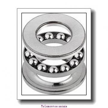 SKF BFSD 353295/HA4 Conjuntos de pressão do rolo e da gaiola da agulha