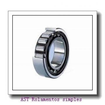 AST LD5705ZZ Rolamentos de esferas profundas
