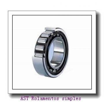 Toyana 7236 B-UO Rolamentos de esferas de contacto angular