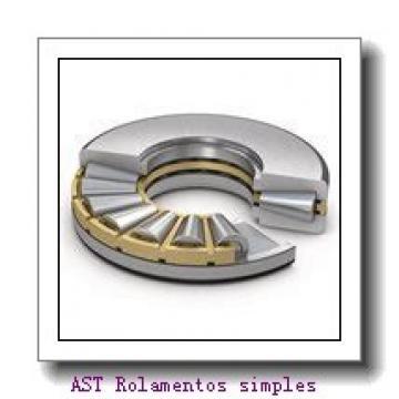 Toyana 71917 C-UO Rolamentos de esferas de contacto angular