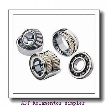 Toyana 3806-2RS Rolamentos de esferas de contacto angular