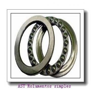 Toyana 7048 ATBP4 Rolamentos de esferas de contacto angular