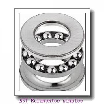 20 mm x 55 mm x 14,3 mm  SIGMA GE 20 AX Rolamentos simples