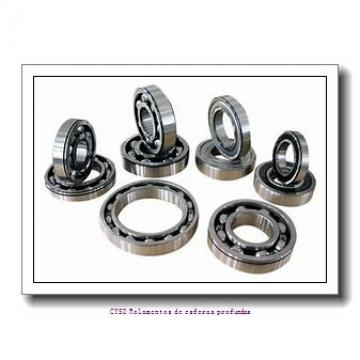 177,8 mm x 288,925 mm x 63,5 mm  NSK HM237545/HM237510 Rolamentos cilíndricos
