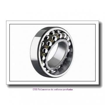 35 mm x 72 mm x 23 mm  NKE 2207-2RS Rolamentos de esferas auto-alinhados