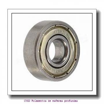 120 mm x 180 mm x 25 mm  ISB RB 12025 Rolamentos de rolos