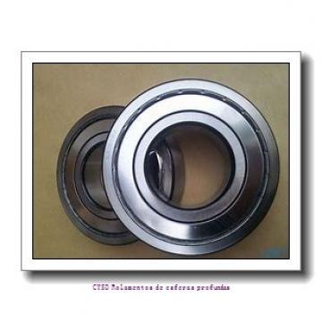320 mm x 440 mm x 118 mm  NSK RS-4964E4 Rolamentos cilíndricos