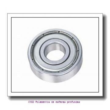 45 mm x 85 mm x 21,692 mm  KOYO 358/354A Rolamentos de rolos gravados