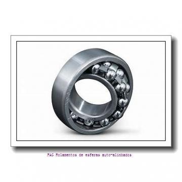 100 mm x 180 mm x 34 mm  NKE 1220 Rolamentos de esferas auto-alinhados