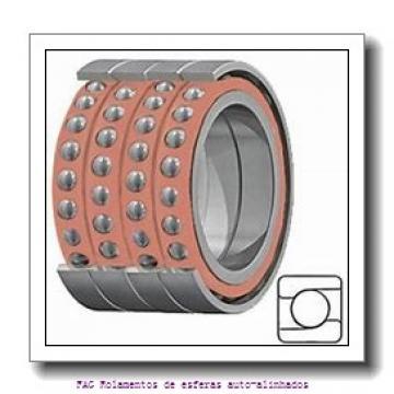 100 mm x 215 mm x 47 mm  FAG 21320-E1-K-TVPB + H320 Rolamentos esféricos de rolamentos