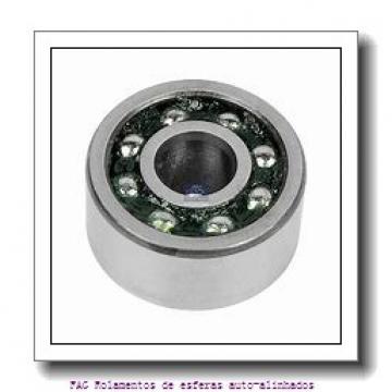35 mm x 72 mm x 23 mm  NKE 2207-K-2RS+H307 Rolamentos de esferas auto-alinhados