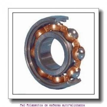 60 mm x 130 mm x 31 mm  FAG 21312-E1-K Rolamentos esféricos de rolamentos