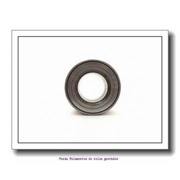 80 mm x 120 mm x 16 mm  ISB RE 8016 Rolamentos de rolos