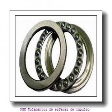 Toyana 3205-2RS Rolamentos de esferas de contacto angular