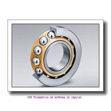 75 mm x 130 mm x 25 mm  NKE 1215-K Rolamentos de esferas auto-alinhados