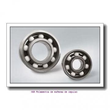 20 mm x 47 mm x 14 mm  NKE 1204 Rolamentos de esferas auto-alinhados