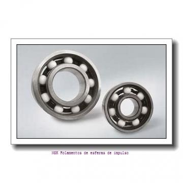 90 mm x 190 mm x 43 mm  NKE 1318-K+H318 Rolamentos de esferas auto-alinhados