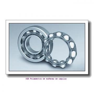 17 mm x 40 mm x 12 mm  NKE 1203 Rolamentos de esferas auto-alinhados