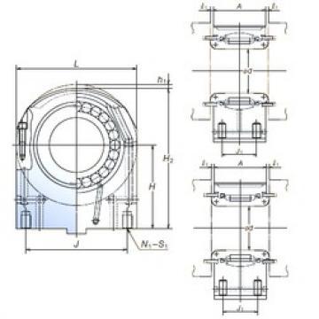 NSK 160PCR3302 Rolamentos cilíndricos