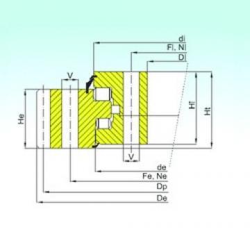 ISB ER3.32.3550.400-1SPPN Rolamentos de rolos