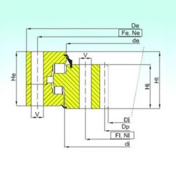 ISB ZR3.20.2000.400-1SPPN Rolamentos de rolos