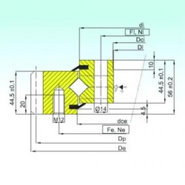 ISB ER1.14.0844.200-1STPN Rolamentos de rolos