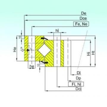 ISB ZR1.50.2810.400-1SPPN Rolamentos de rolos
