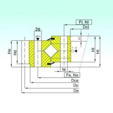 ISB ER1.36.1116.400-1SPPN Rolamentos de rolos