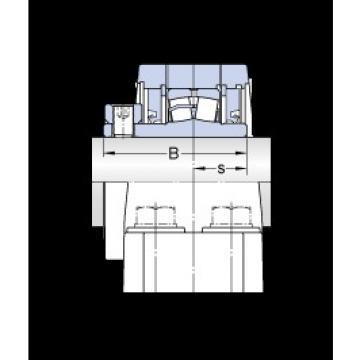 SKF FSYE 3 15/16-3 Unidades de rolamento