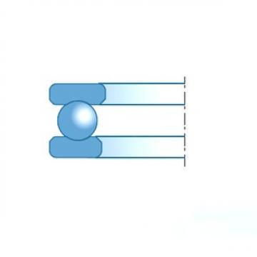 NTN-SNR 51111 Rolamentos de esferas de impulso